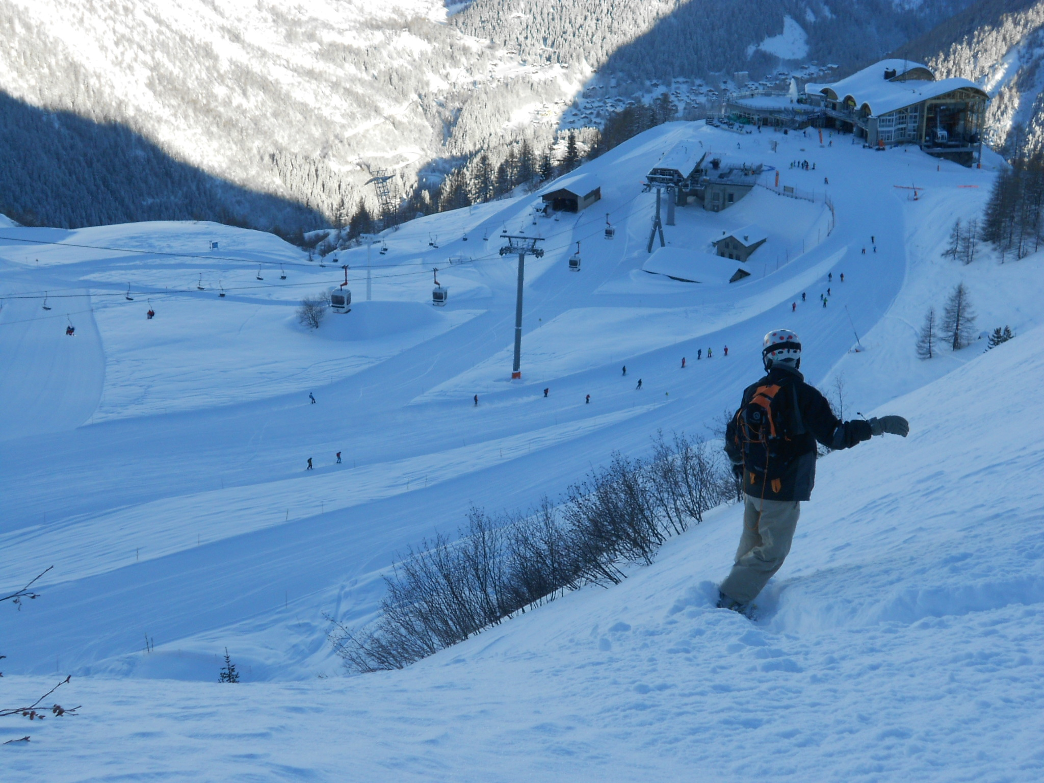 Snow Conditions Chamonix Valley Snow Report And Ski Conditions 8th