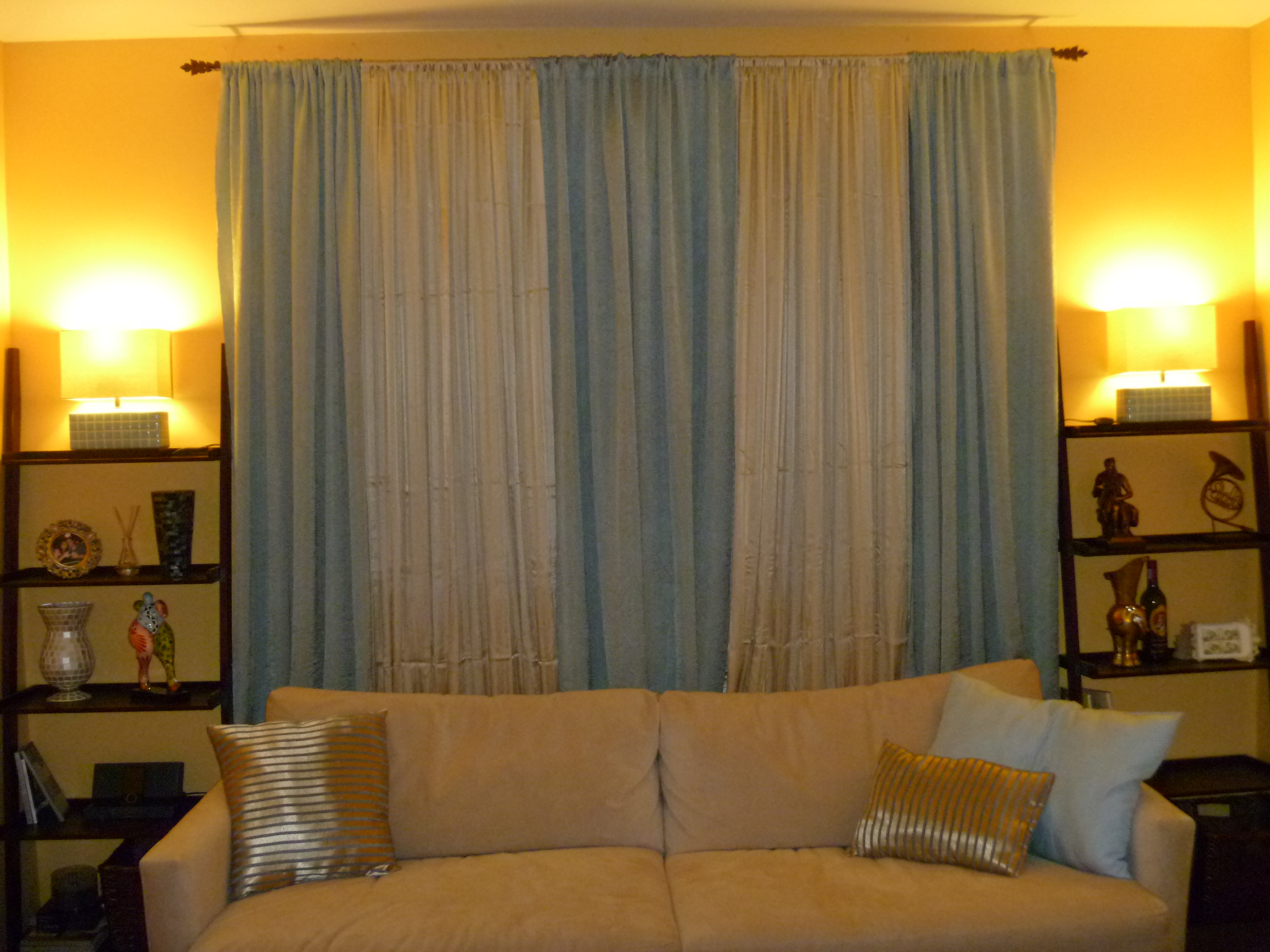 Large Wall Covering Ideas How To Design Rooms Without Windows Blindsgalore Blog