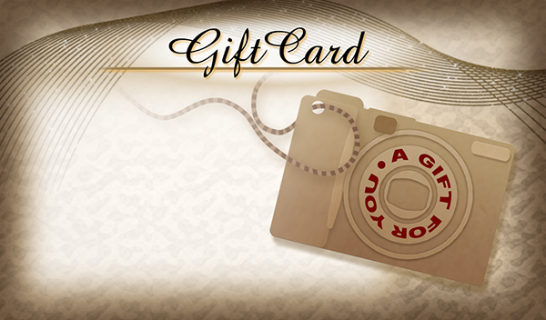 Blank Photography Gift Certificate Template - Gift Ideas