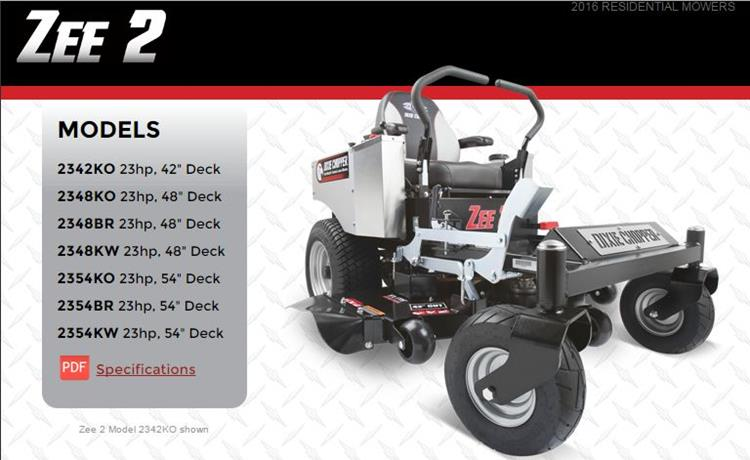 Dixie Chopper Lawn Mowers Champion Rent All  Building Supply