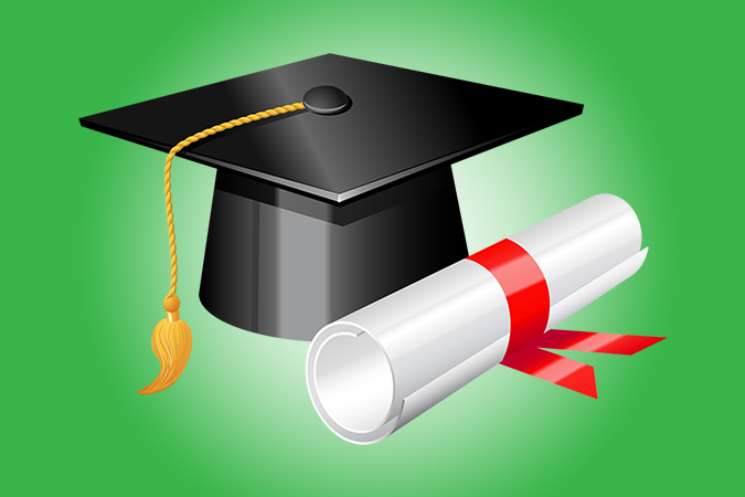 Congratulations College Graduates! - Champions For Learning™