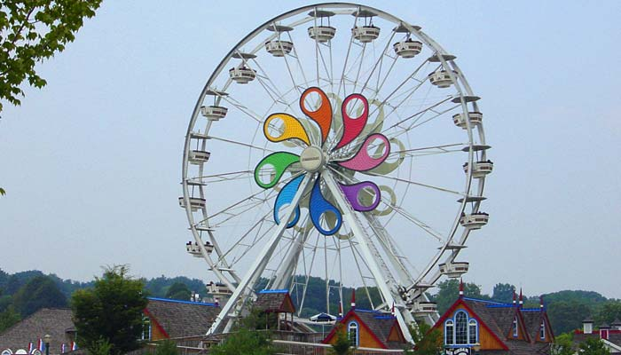 Sunliner Giant Wheel – Chance Rides