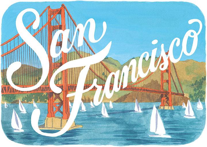 San Francisco \u2013 Chandler O\u0027Leary