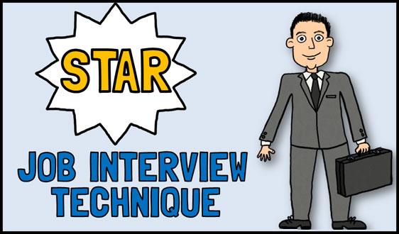 STAR behavioral job interview video download Change Activation