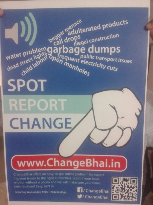 Our Spot-Report-Change Message