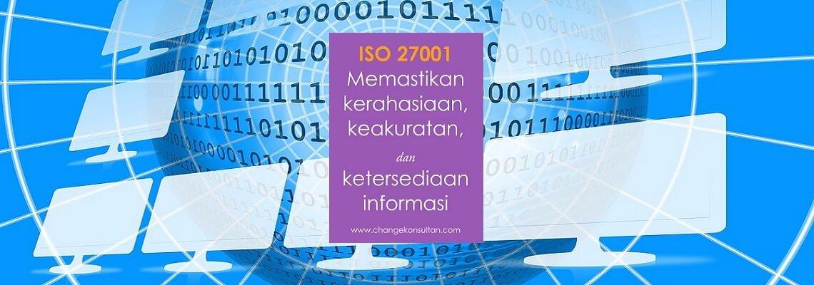 Konsultan ISO 27001 Sistem Manajemen Keamanan Informasi