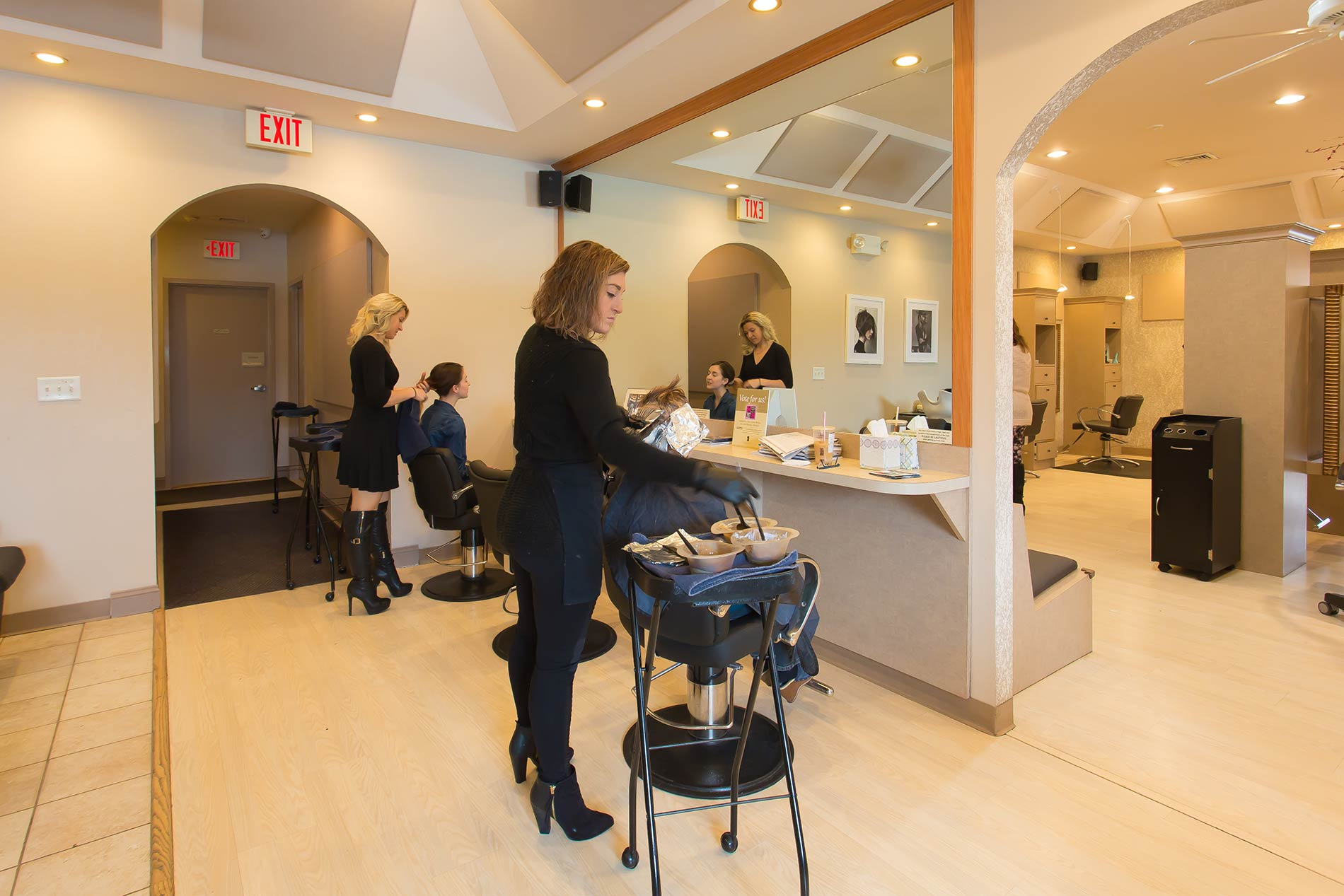 Salon The Salon Changes Salon And Day Spa Mechanicsburg Pa