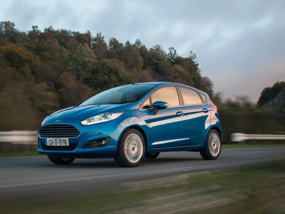 Ford Fiesta Gets An (Eco)Boost