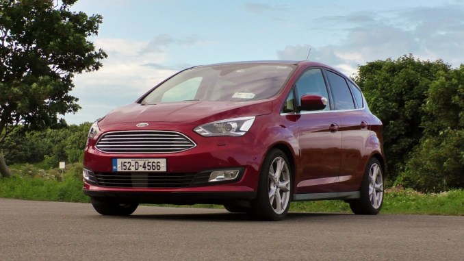 Ford C-MAX review ireland