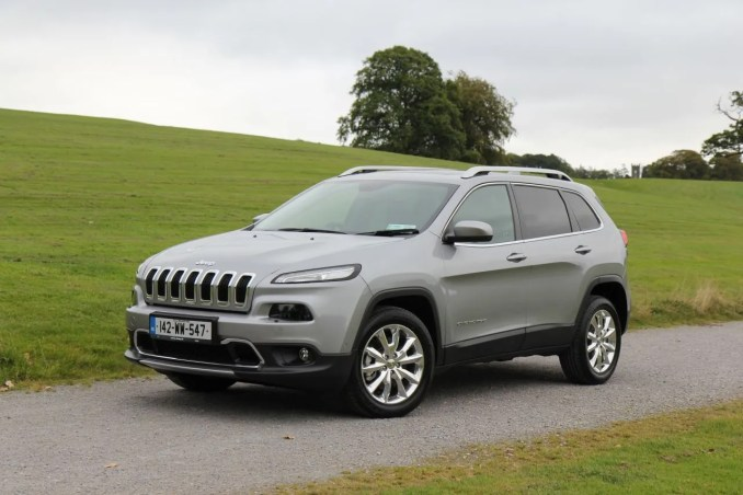 Jeep Cherokee Ireland review