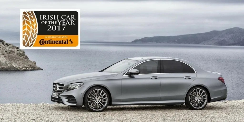 Irish Car of the Year 2017 Winners!