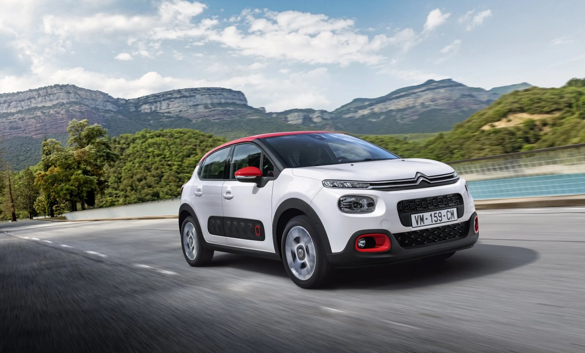 Irish Pricing For New Citroën C3