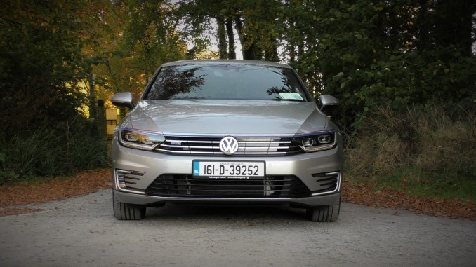 Volkswagen Passat GTE Review Ireland