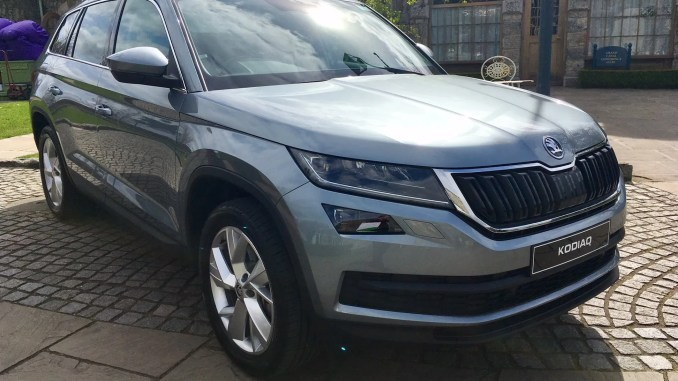 Skoda Kodiaq Ireland Review
