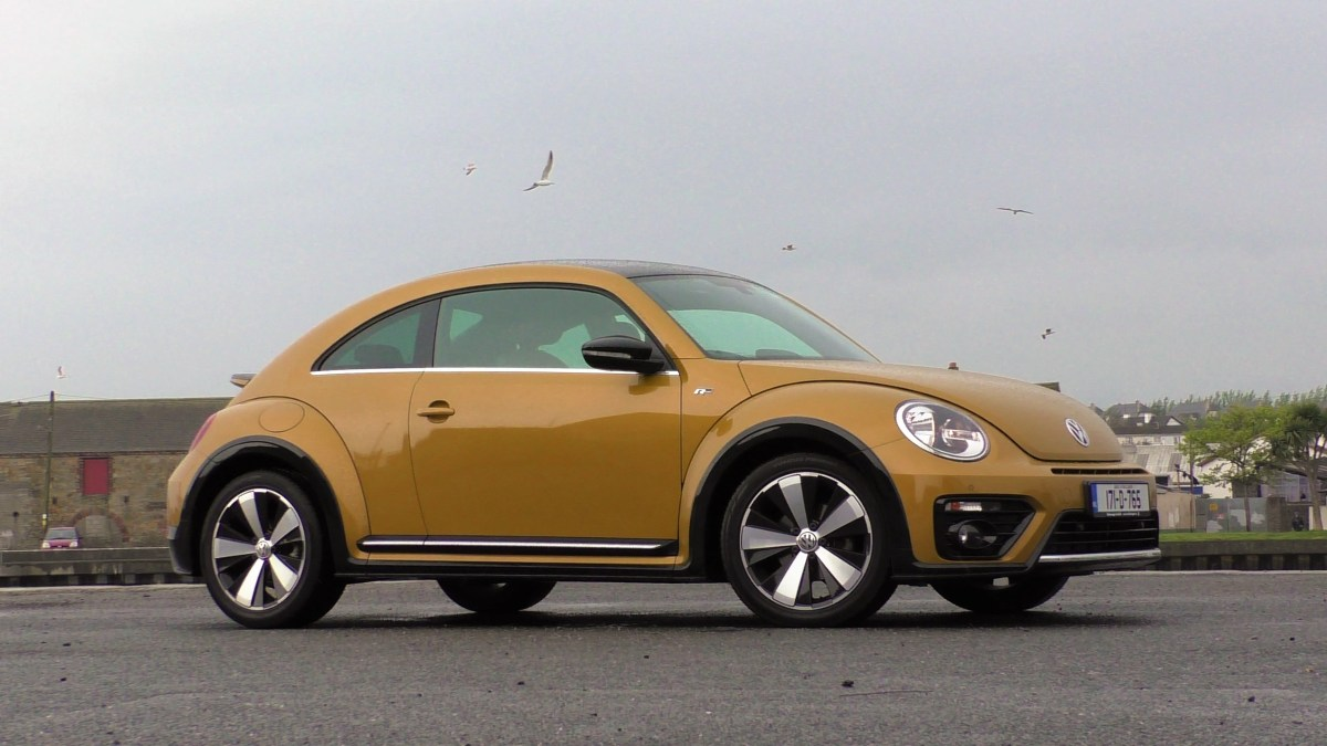 Volkswagen Beetle 2.0-litre TDI Review