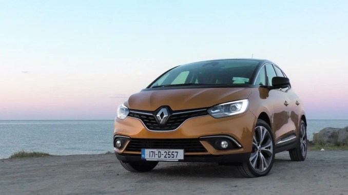 2017 Renault Scenic Review Ireland