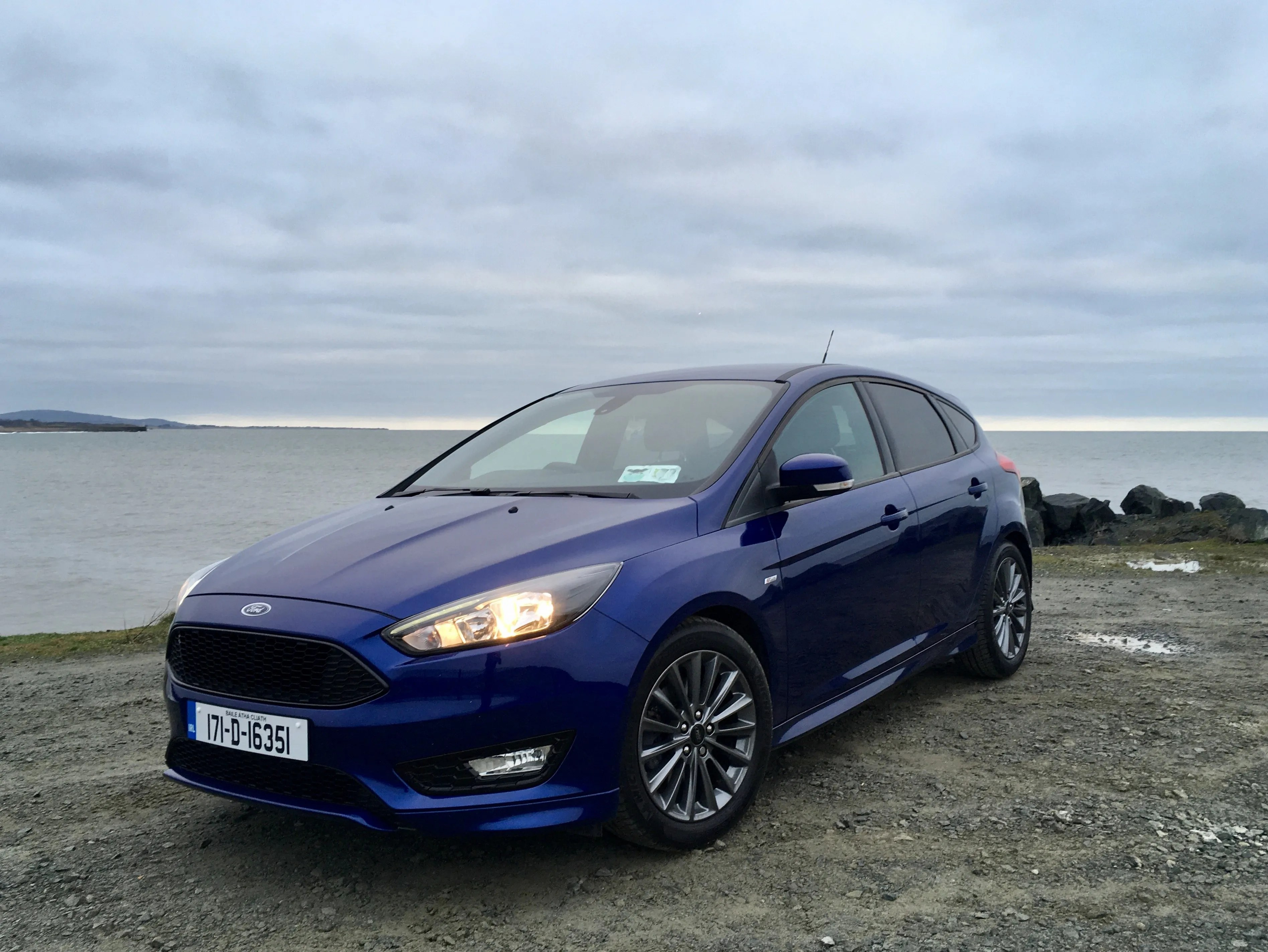 Ford Focus St Line Ford Focus St Line 2 0tdci Review Changing Lanes