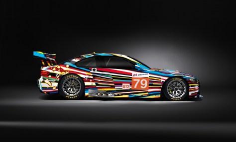 Jeff Koons BMW Art Car