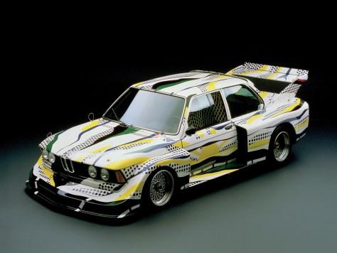 Roy Lichtenstein BMW Art Car