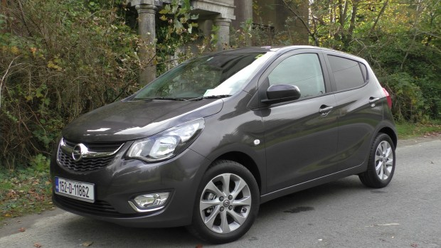 opel karl review