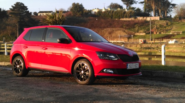 Skoda fabia Monte carlo irish review
