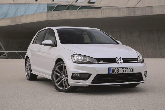 Volkswagen Golf Ireland top selling car May 2016