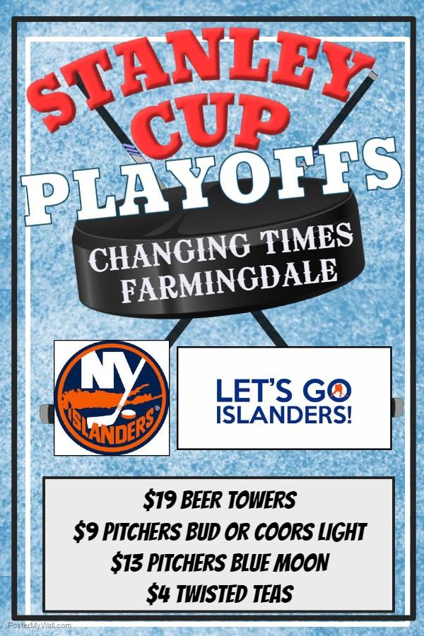 Changing TImes Pub - Hockey