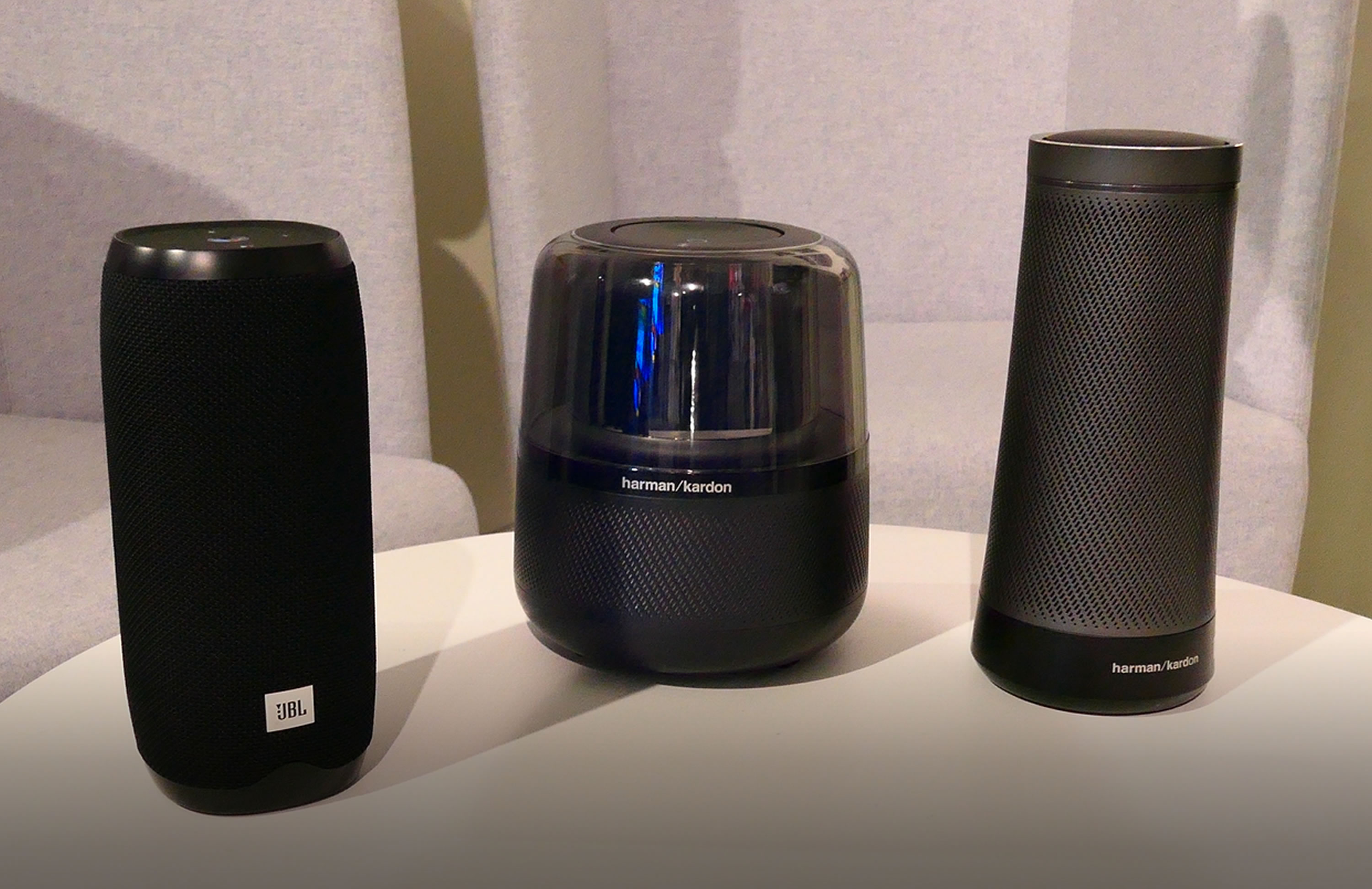 Alexa Audio Harman Oz Ready For Amazon Launch New Alexa Voice