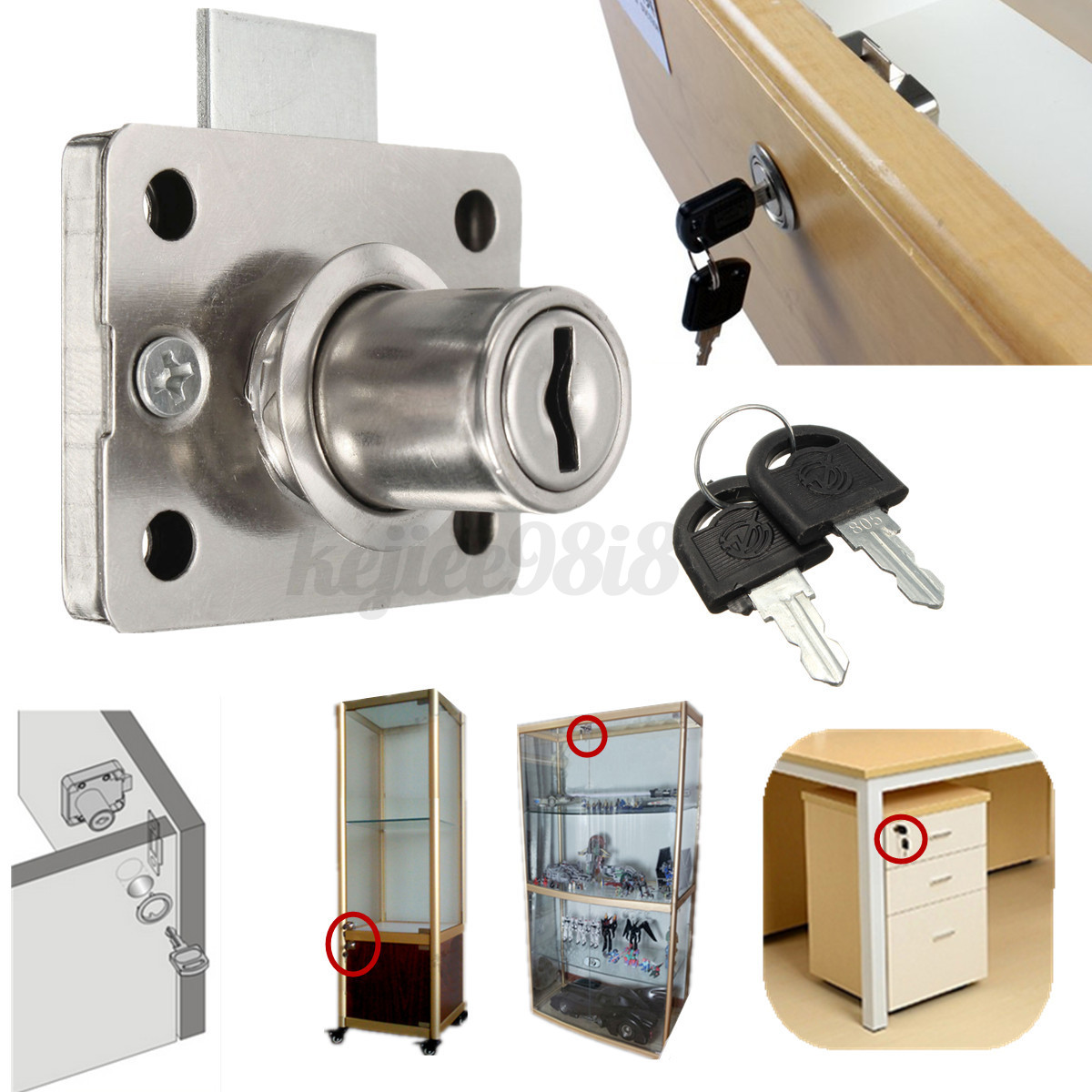 Kitchen Cabinet Cam Locks Quality Cam Lock For Office Cabinet Mailbox Drawer