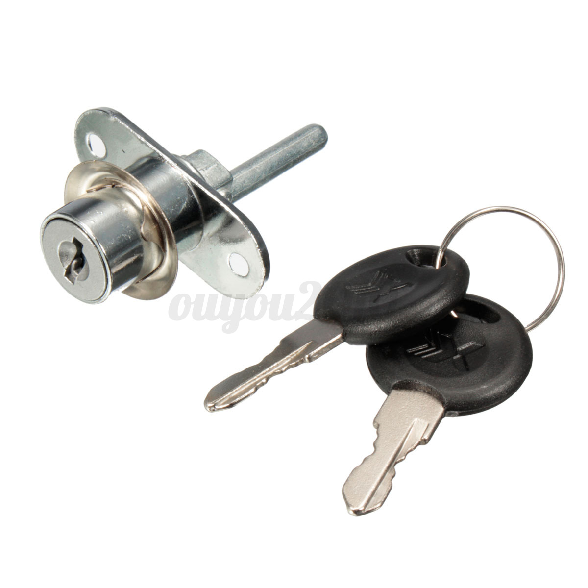Kitchen Cabinet Cam Locks 16mm Aluminum Alloy Cam Lock For Cabinet Drawer Locker