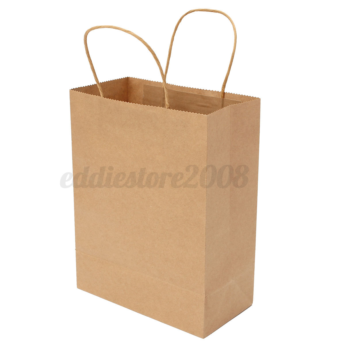 Paper Gift Bags Coloful Recyclable Paper Gift Bag With Handle For Shopping