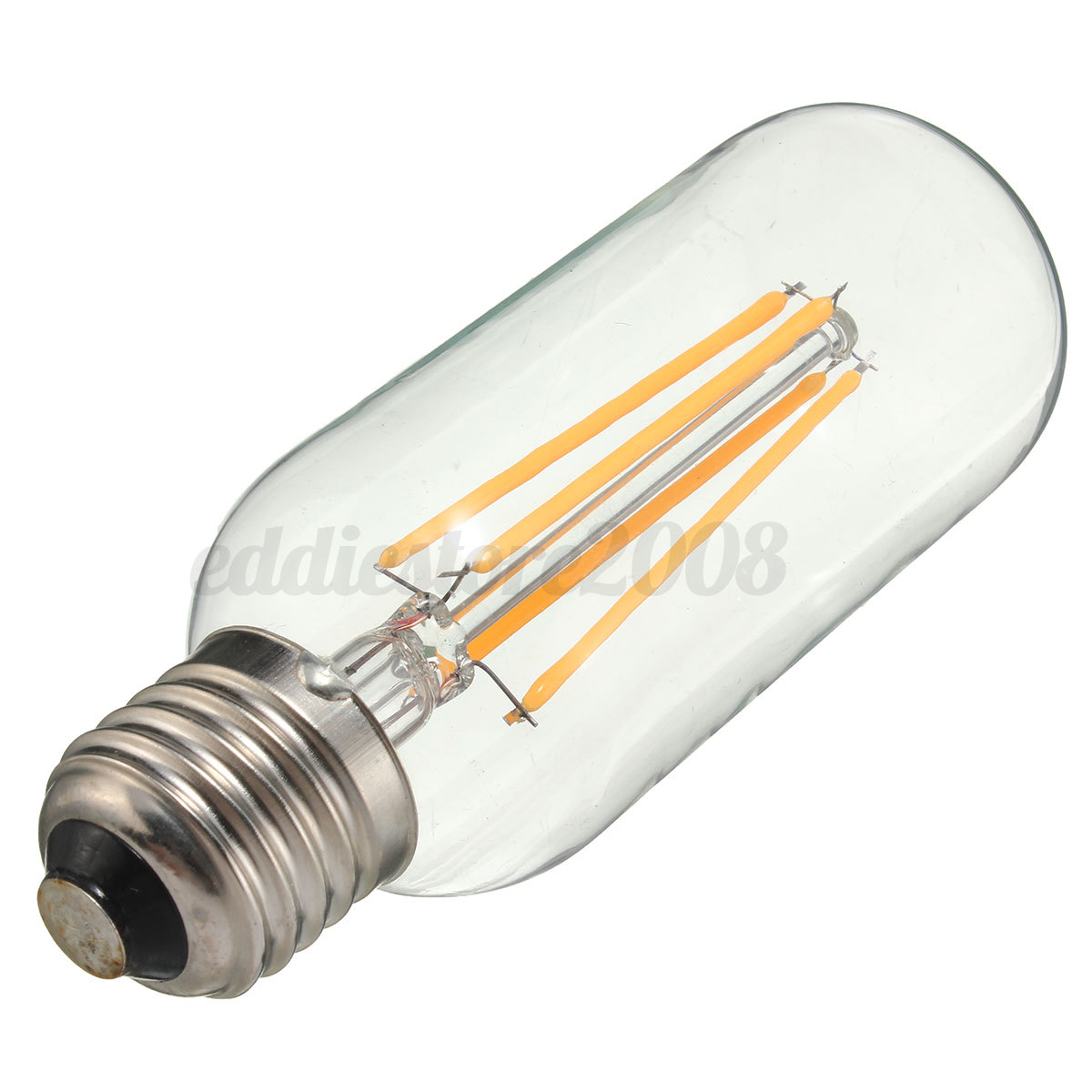 Led Edison Bulb E27 T45 2 4 6 8w Dimmable Vintage Led Cob Edison Filament