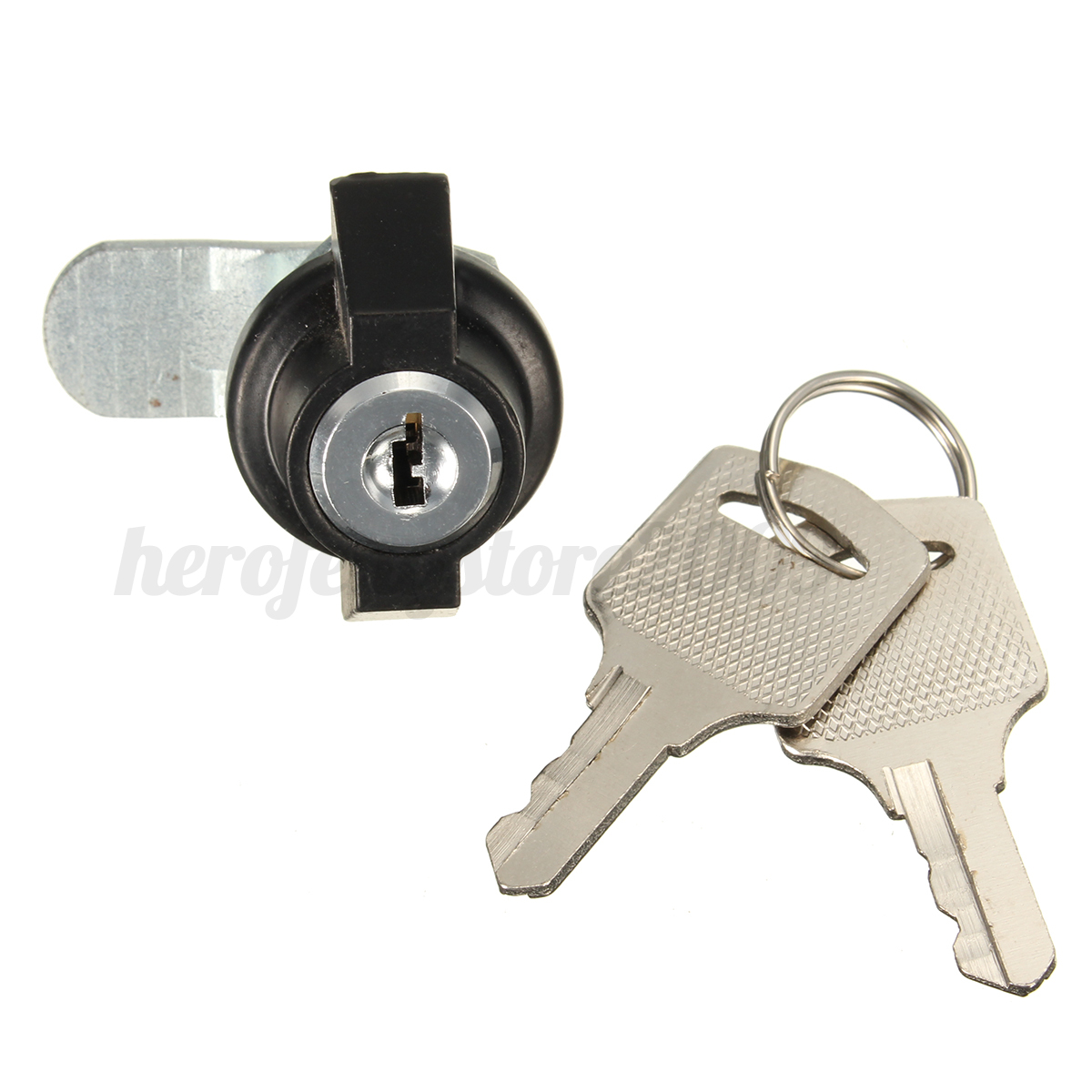 Kitchen Cabinet Cam Locks 2 Keys Safe Cam Lock File Cabinet Desk Drawer Locker For