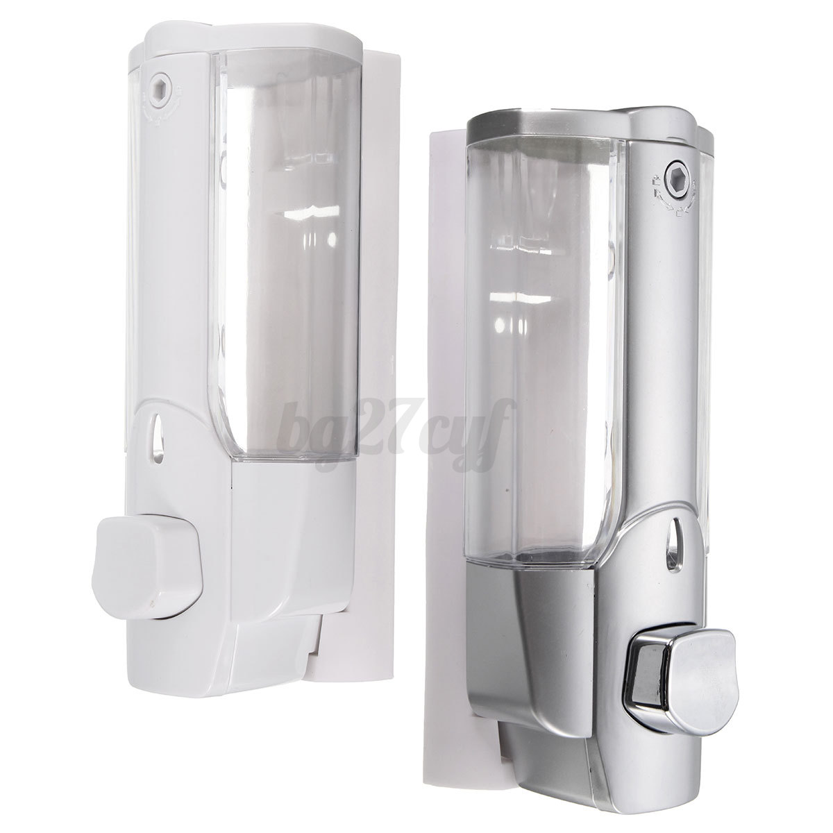 Wall Mounted Kitchen Soap Dispenser Wall Mounted Shampoo Soap Dispenser Sanitizer Bathroom