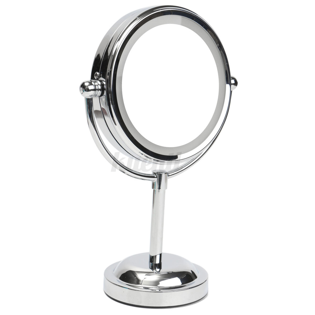 Led Beauty Mirror Led 3x Magnifying Swivel Beauty Makeup Lamp Round Mirror