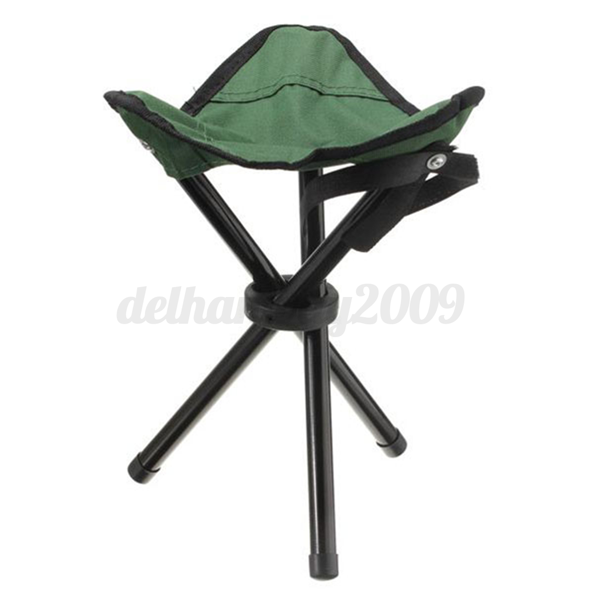 Collapsible Chair Folding Chair Collapsible Tripod Seat For Outdoor Camping