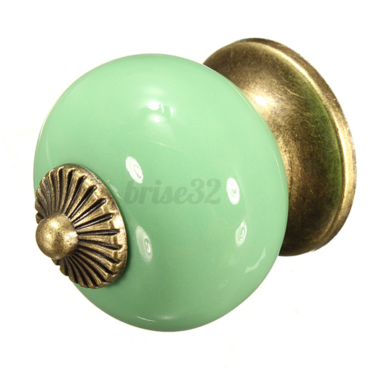 Kitchen Cabinet Knobs Ceramic Ceramic Door Knobs Cabinet Drawer Cupboard Locker Kitchen
