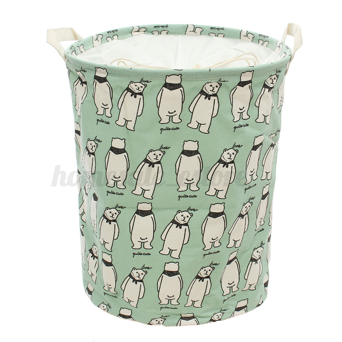 Kids Clothes Hamper 9 Types Folding Kids Toy Canvas Laundry Hamper Basket