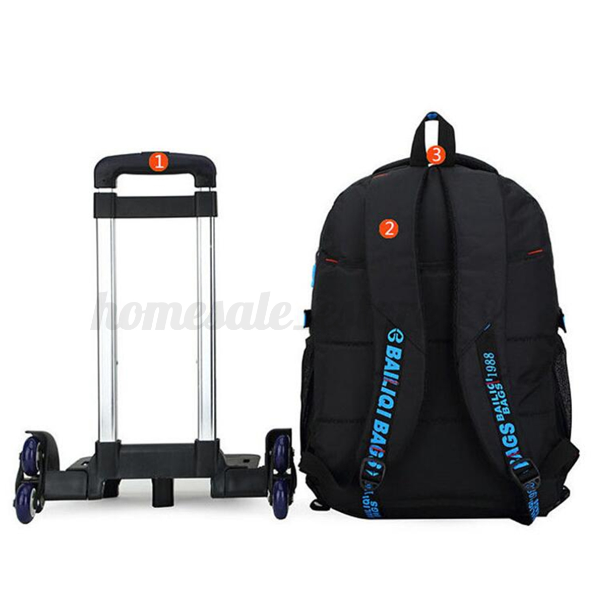 Bags Trolley Luggage By Tatonka Kids Children Trolley School Luggage Hand Bag With 6