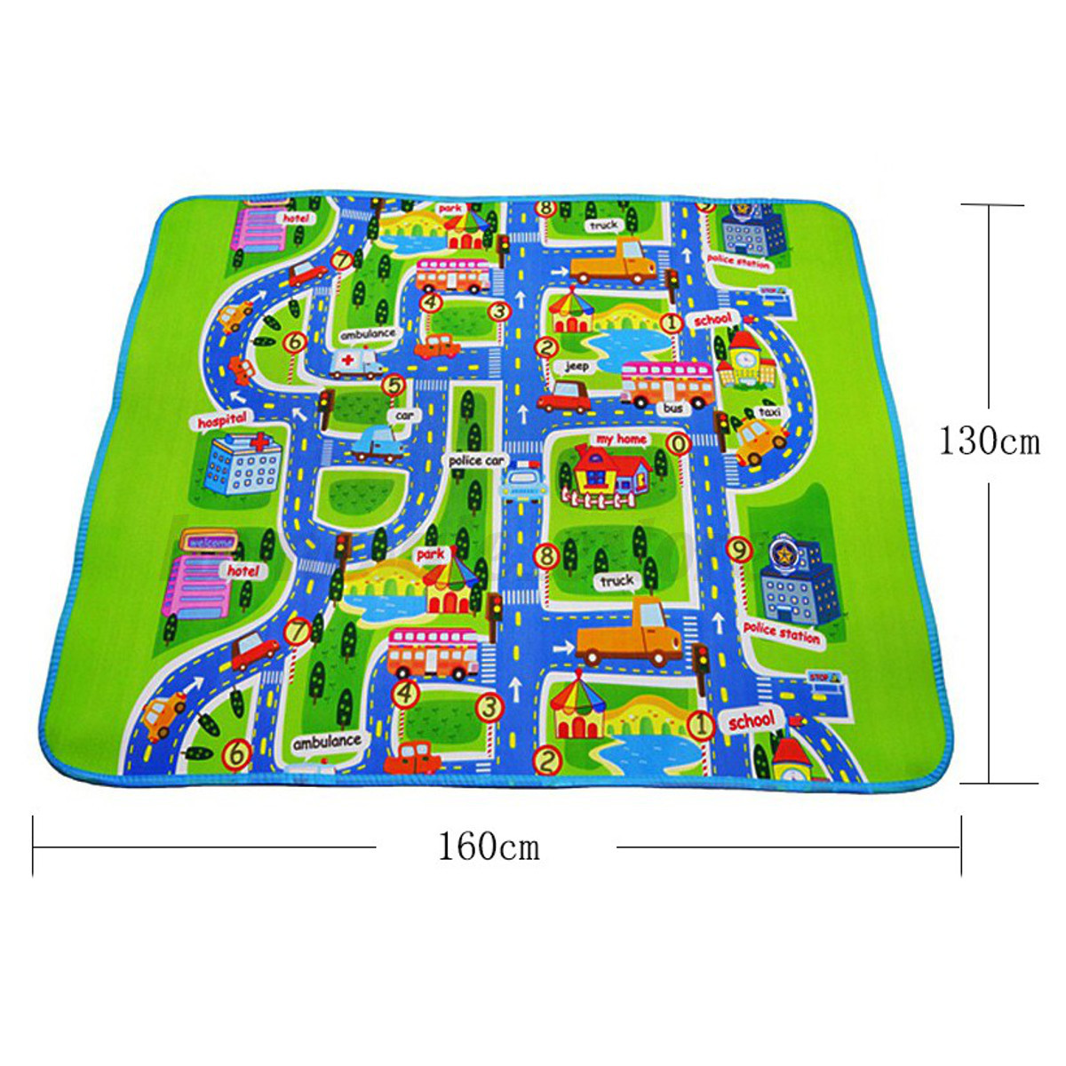 Childrens Rugs Australia Children Play Mat Baby Playing Crawling Rug Carpet Blanket