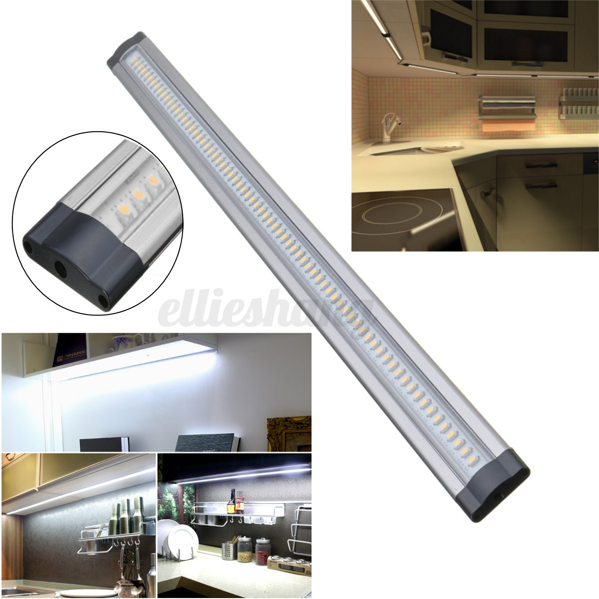 Led Lighting Under Cabinet Kitchen 50cm Dc 12v Led Under Cabinet Cupboard Lamp Induction