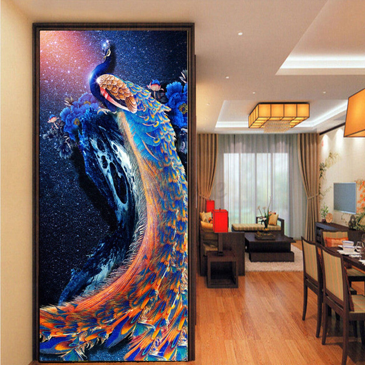 Home Decor Paintings Diy 5d Diamond Painting Embroidery Cross Crafts Stitch