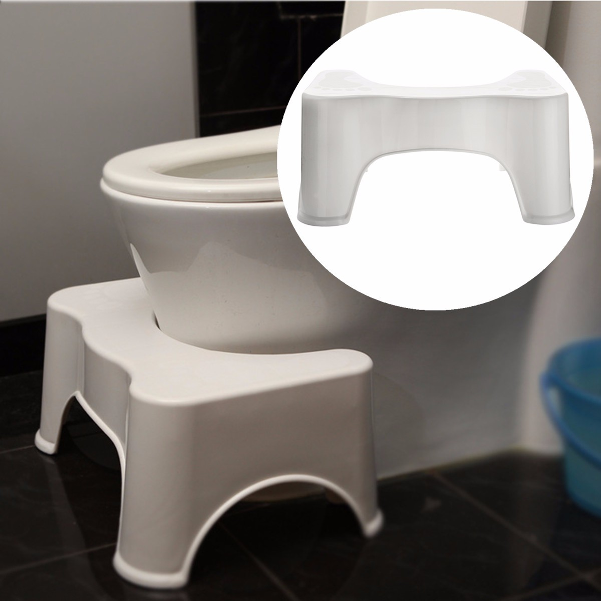 Wc Hocker 9 Toilette Toilettenhocker Tritthocker Schemel Wc Hocker Toilet Stool De