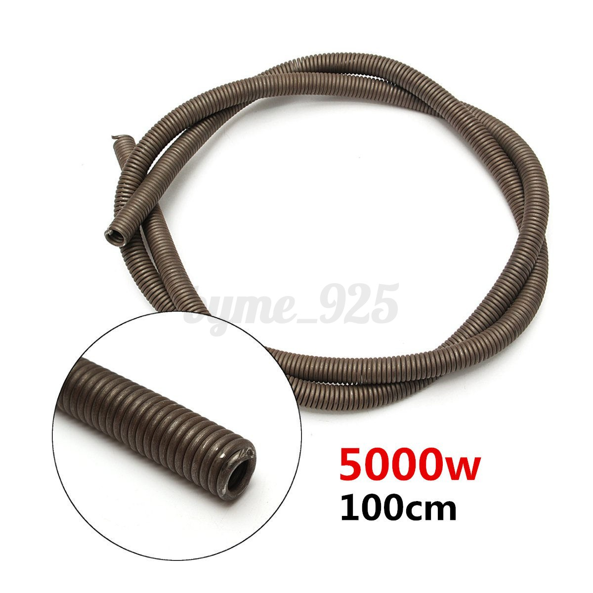 100cm = 1m Details About Kiln Furnace Heating Element Resistance Wire Tool 220v 5000w 100cm 1m 39 3