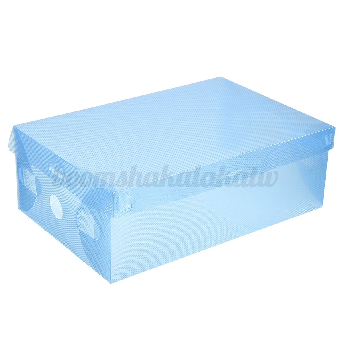 Shoe Box Australia Transparent Plastic Shoe Storage Organiser Foldable Boxes