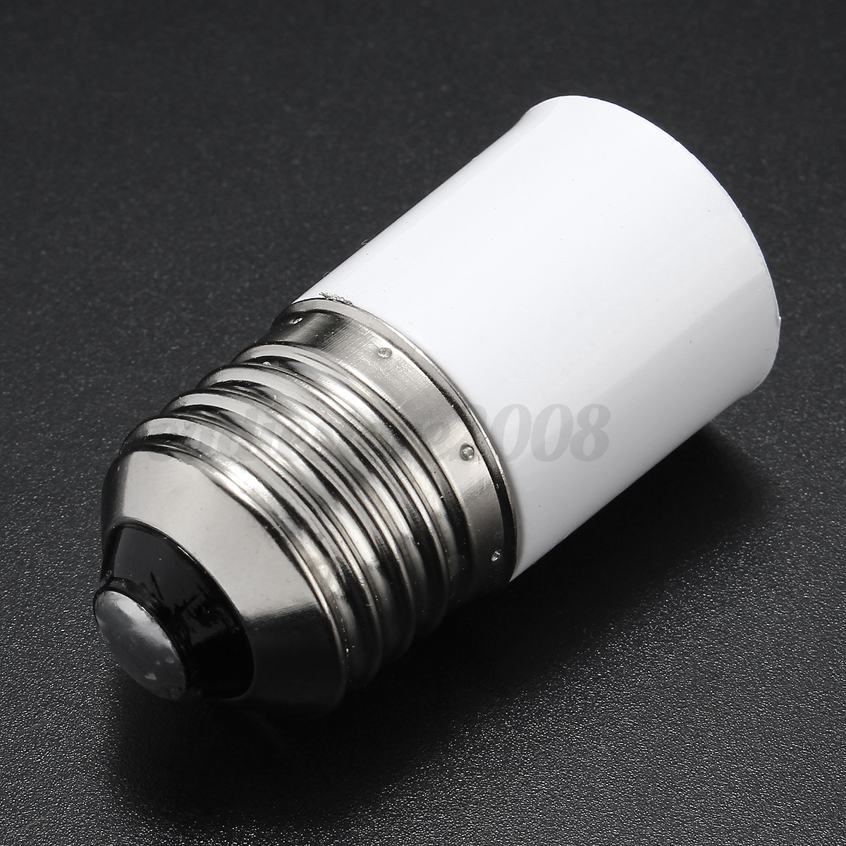E27 E14 B22 B15d Lamp Bulb Adapter Socket Holder Convert To Us Eu Power Female Outlet B22 E27 Screw Lamp Holder Convert To Us Power Female