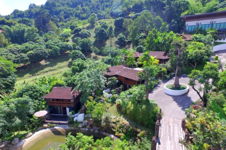 Chantra Khiri Chalet : Overviews