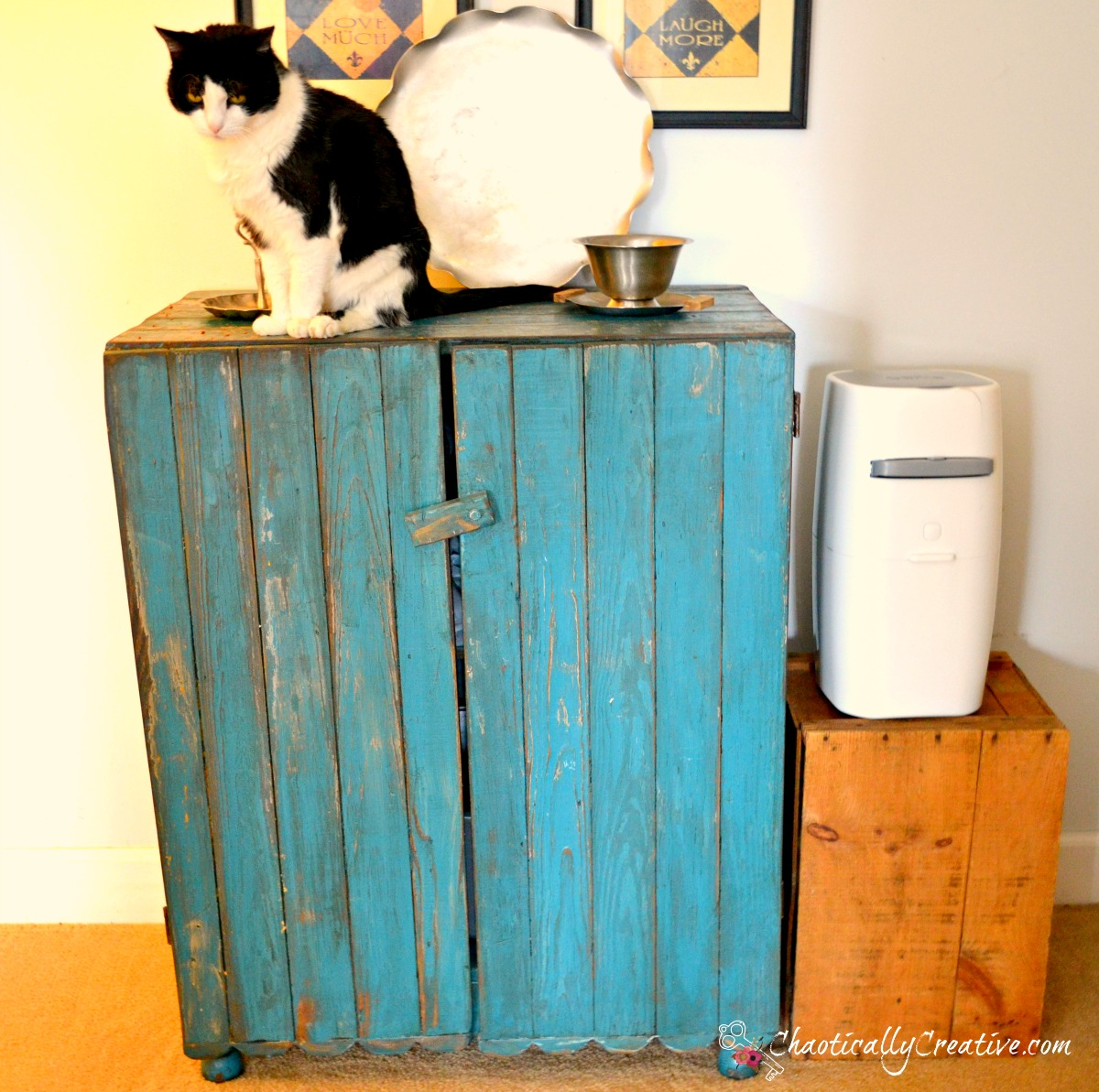 Nice Cat Furniture Creative Cat Center And Litter Cabinet