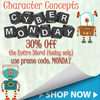 Cyber Monday Sale - Today Only!