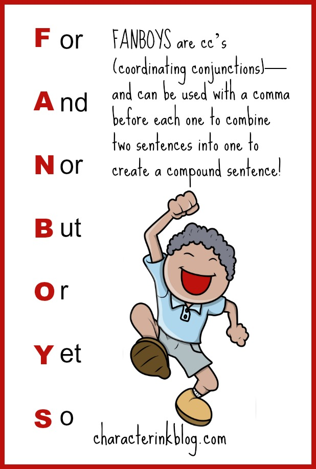 Creating Compound Sentences With Coordinating Conjunctions (Live - comma and and